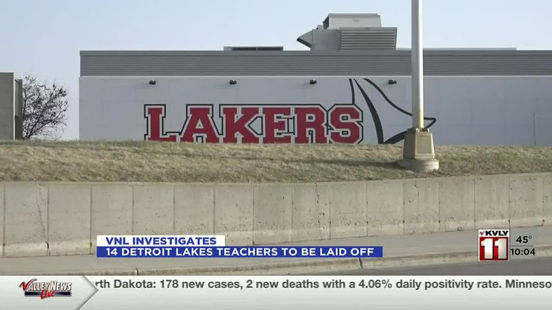 News - Detroit Lakes Schools to lay off 14 teachers