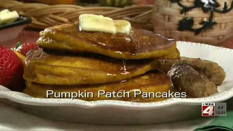 Mr. Food - Pumpkin Patch Pancakes - October 22