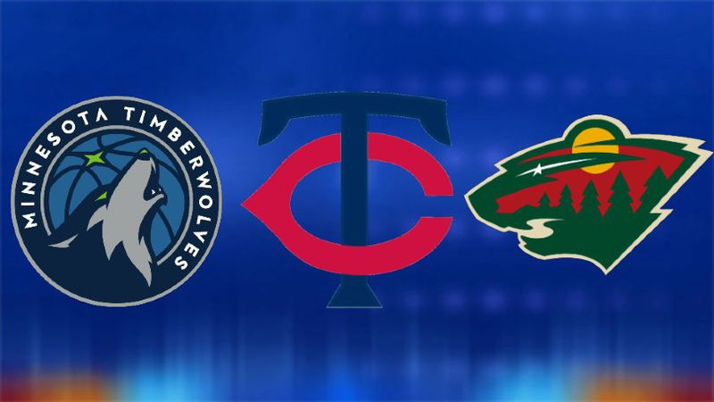The Timberwolves, Twins, and Wild all cancelled their games in response to the Brooklyn Park...
