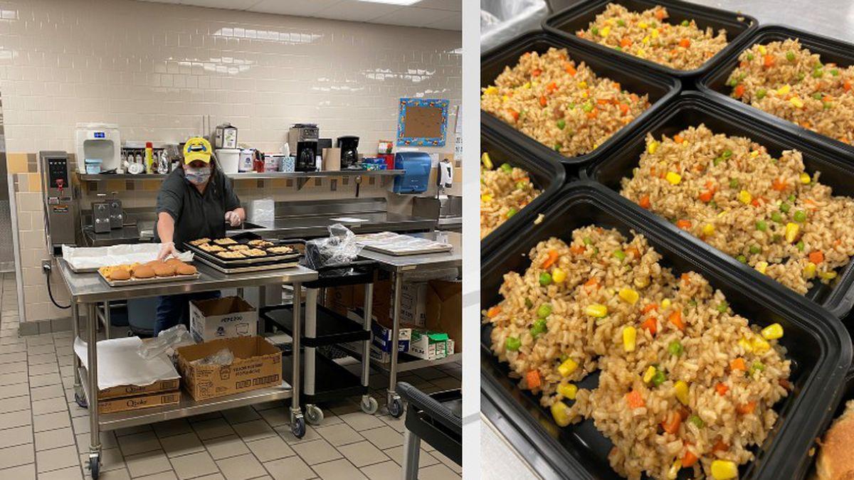 West Fargo Public Schools Lunch Repack Pilot Program.