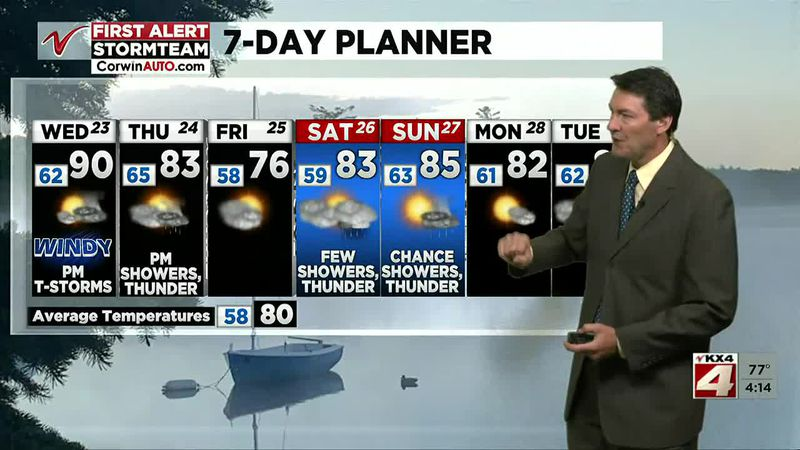 4PM Weather - June 22