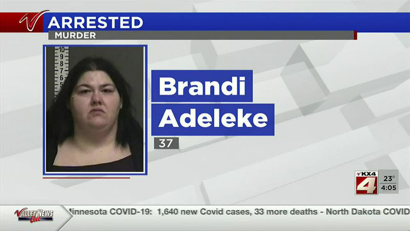 Fargo woman arrested for toddler's apparent gruesome death