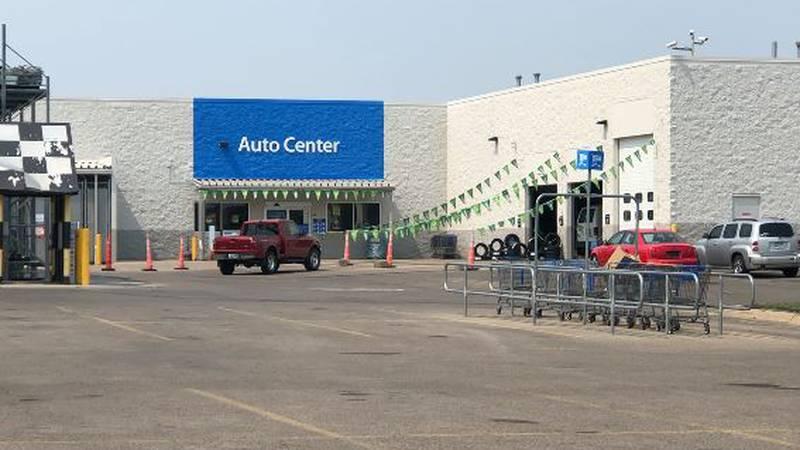 Walmart Auto Center, 13th Ave. S.
