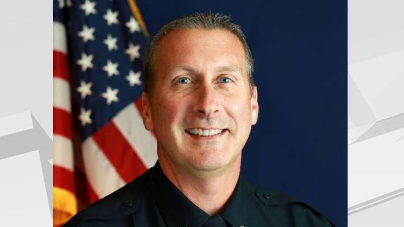 West Fargo Asst. Police Chief Jerry Boyer