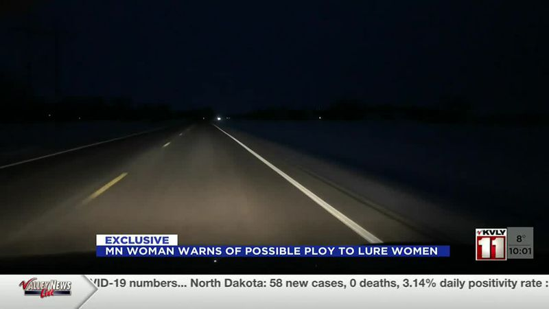 News - Exclusive MN Woman warns of possible ploy to lure women