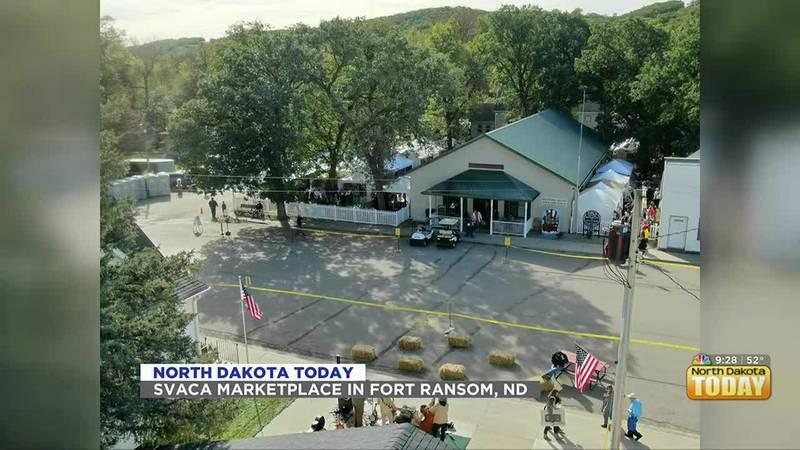 NDT - SVACA Marketplace In Fort Ransom - September 21