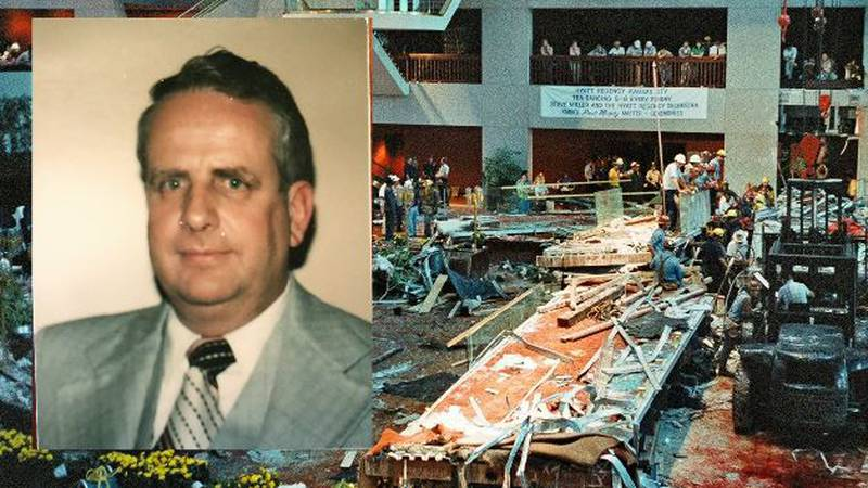 MN native killed 40 years ago in Kansas City collapse