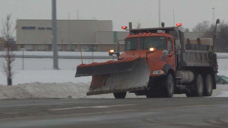File photo of snowplow