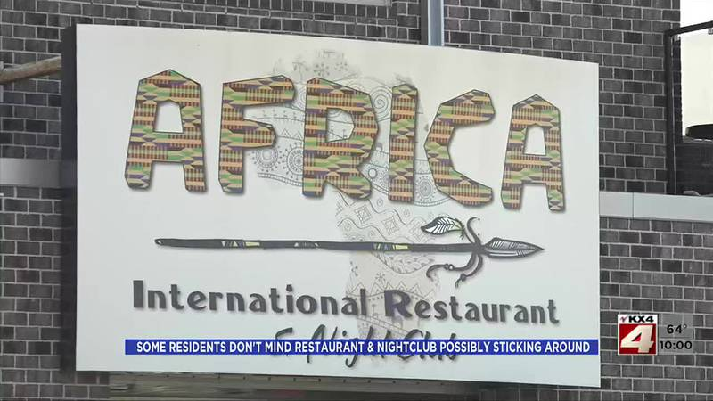 Africa Nightclub- October 18, 2021