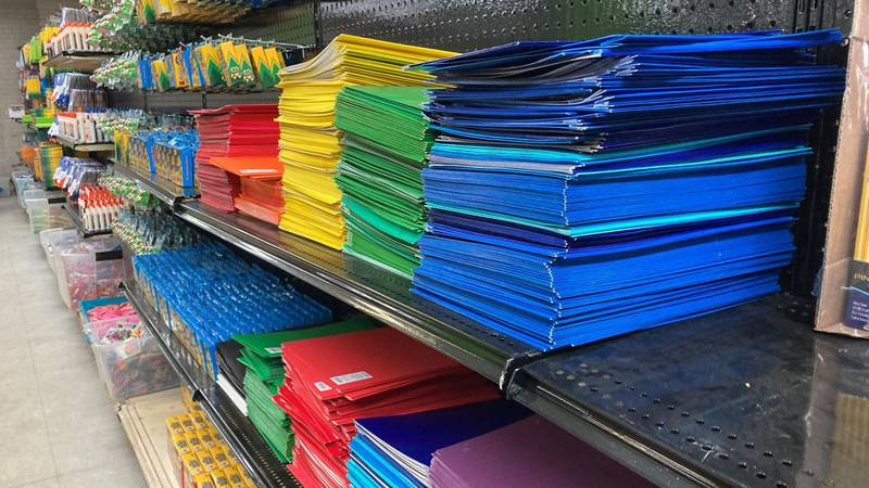 Core school supplies are costing parents more this fall, and many are hard to find because of...
