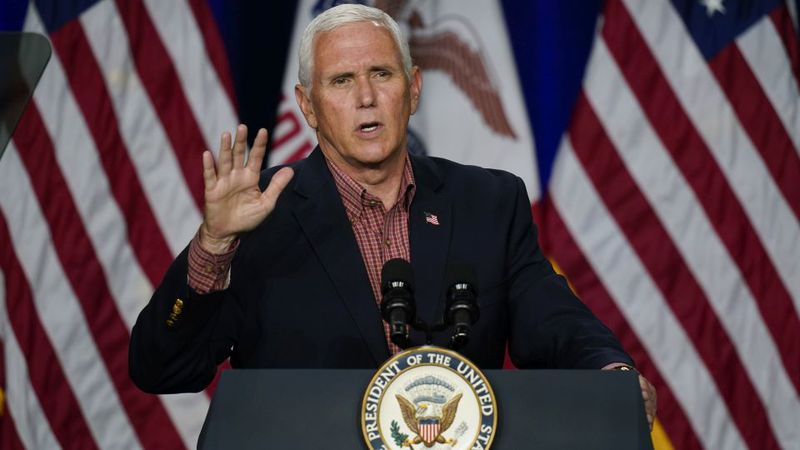 Vice President Mike Pence is coming to Minnesota.