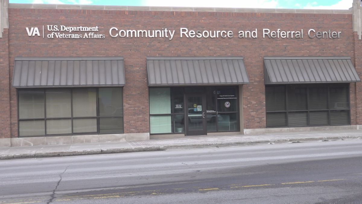 The Fargo Community Resource and Referral Center on 721 1st Ave. N. provides services to...
