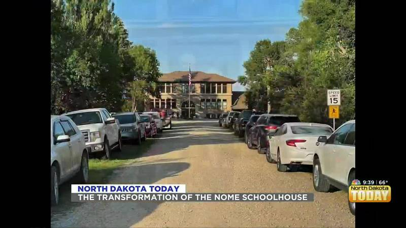 NDT - Transformation of the Nome Schoolhouse