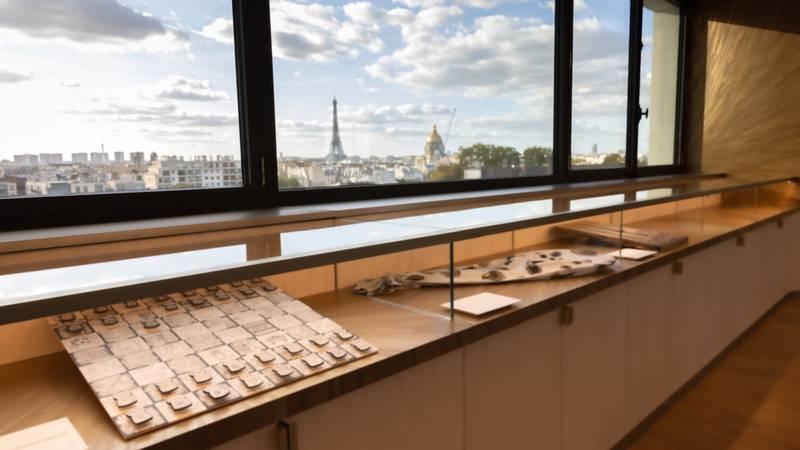 Cocktail Inauguration. Siege Moet Hennessy. Paris. © david atlan (PRNewsfoto/Beaux-Arts de...