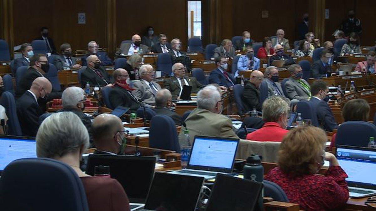 North Dakota Legislature