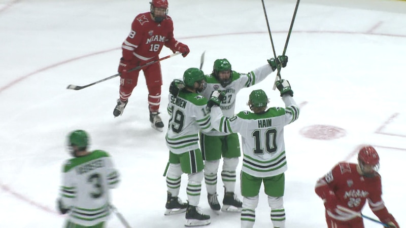 This is the first NCAA Tournament appearance for UND since 2017.