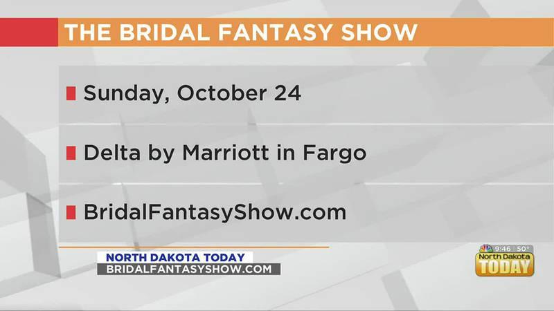 NDT - The Bridal Fantasy Show - October 19