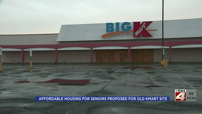 Proposed Kmart Site Redevelopment- September 20, 2021