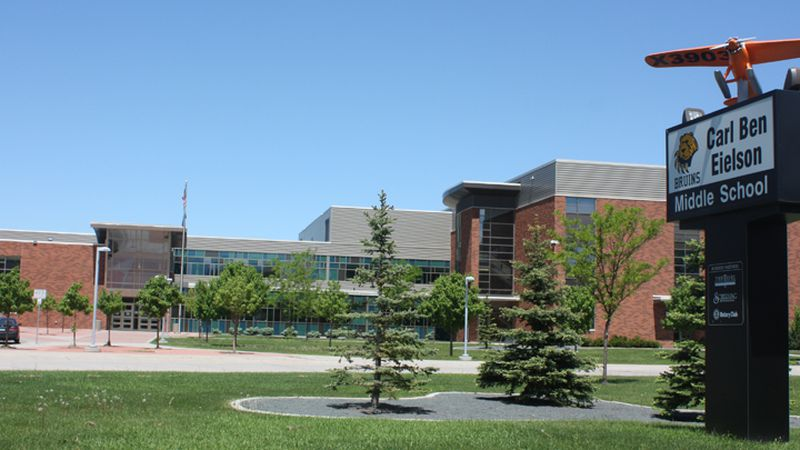 Carl Ben Middle School file photo