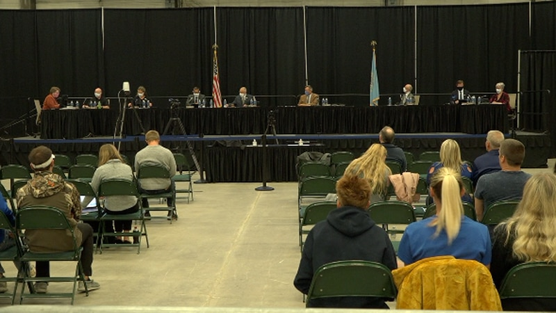 The decision was made by city councilors after hours of public input.