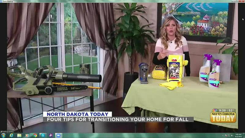 NDT - Four Tips For Transitioning Your Home For Fall - September 22