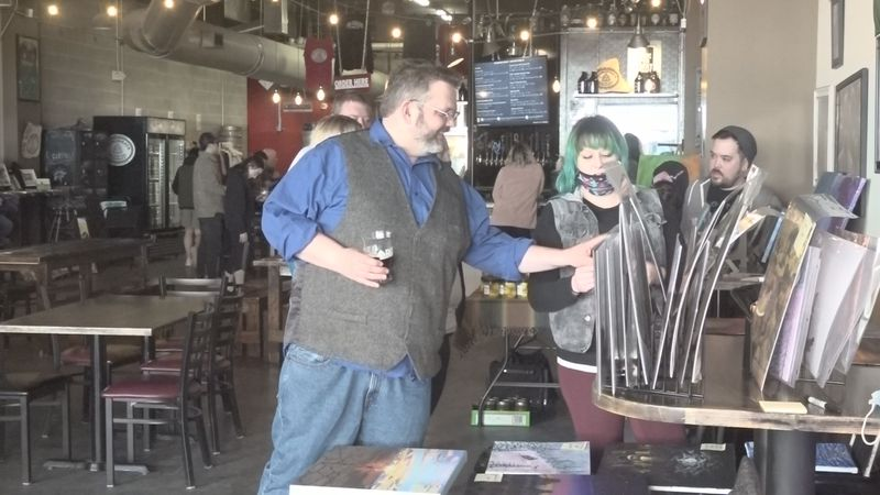 The Fargo Mini Makers Market has continued to grow in downtown Fargo.