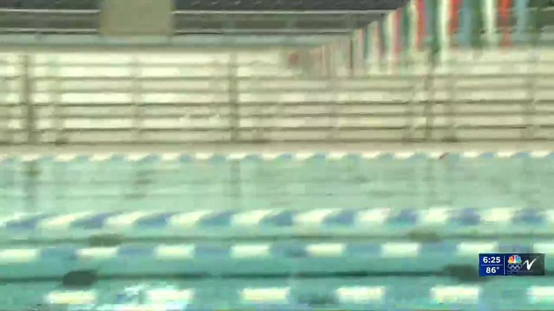 Sports - Fargo Swimmer heading to Olympic Swimming Trials