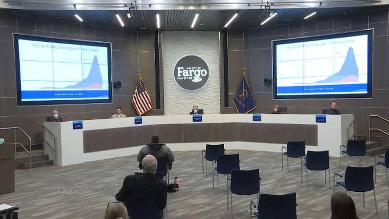 Fargo City Commission Meeting 12/14