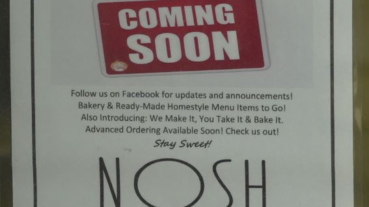 'Nosh Kitchen,' which owner Kelly Burm describes as an 'indoor food truck,' is set to take over...