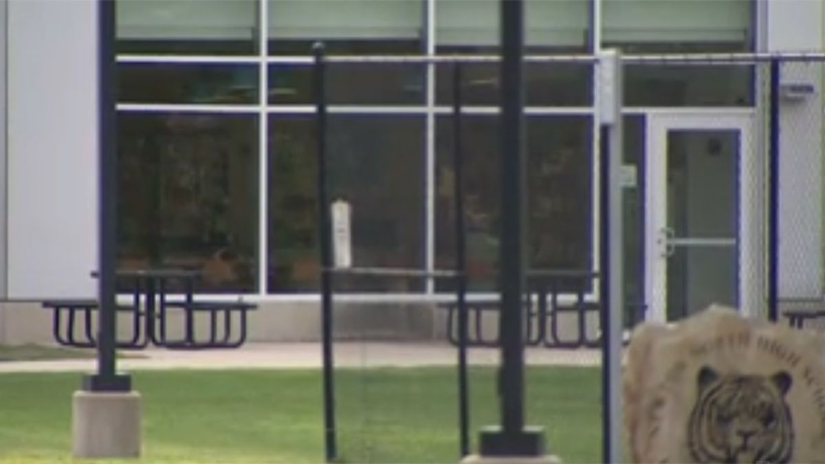 Schools in Newton, Mass., may be holding some classes outside the school building as part of their reopening plan.