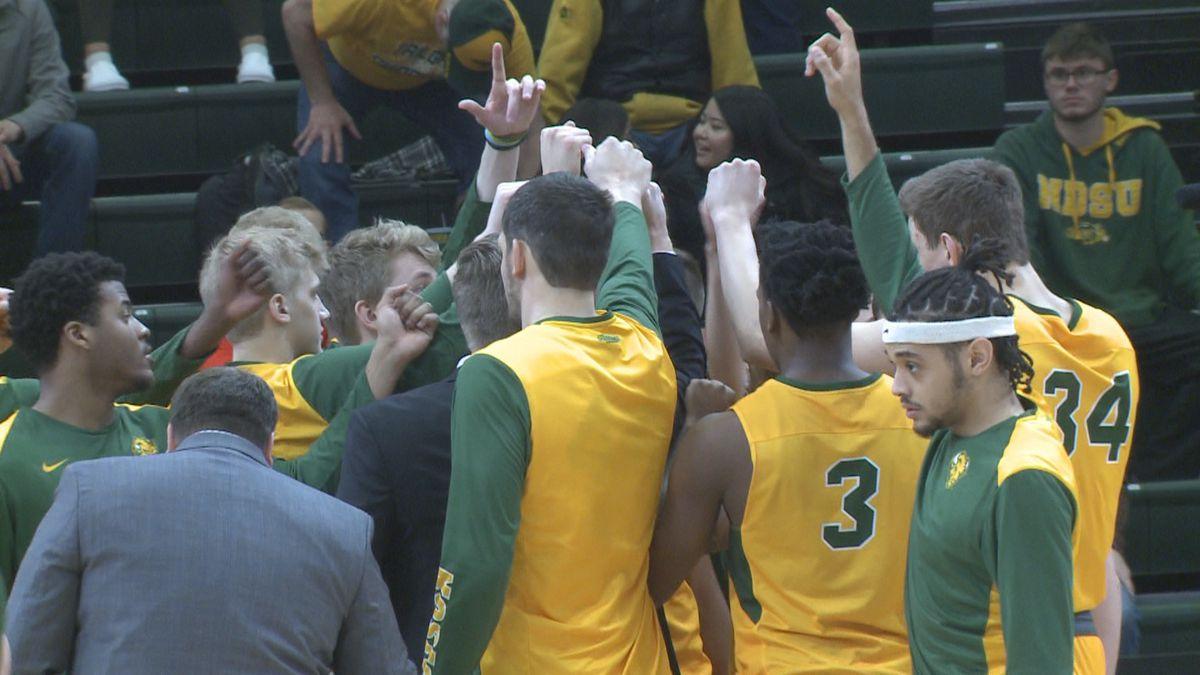 North Dakota State Men's Basketball