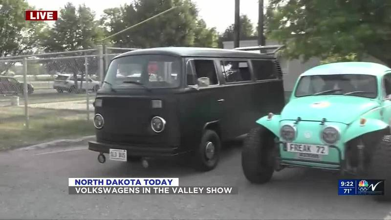 NDT - Volkswagon in The Valley Show - July 27