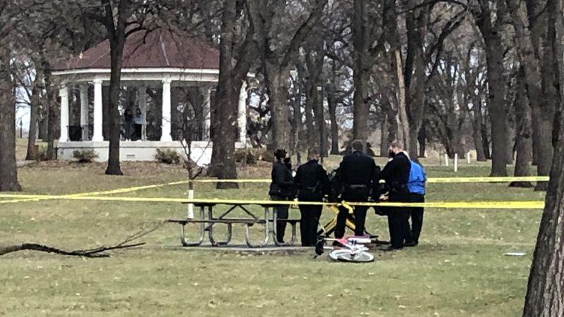 Body found in Island Park