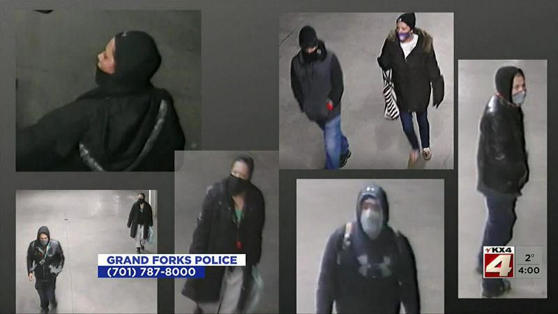 News - Fargo and Grand Forks Police needs help identifying suspects in recent thefts