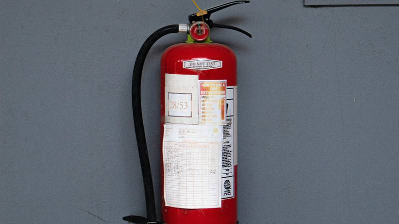 During each class, each attendee will learn how to use a fire extinguisher. This class is free...